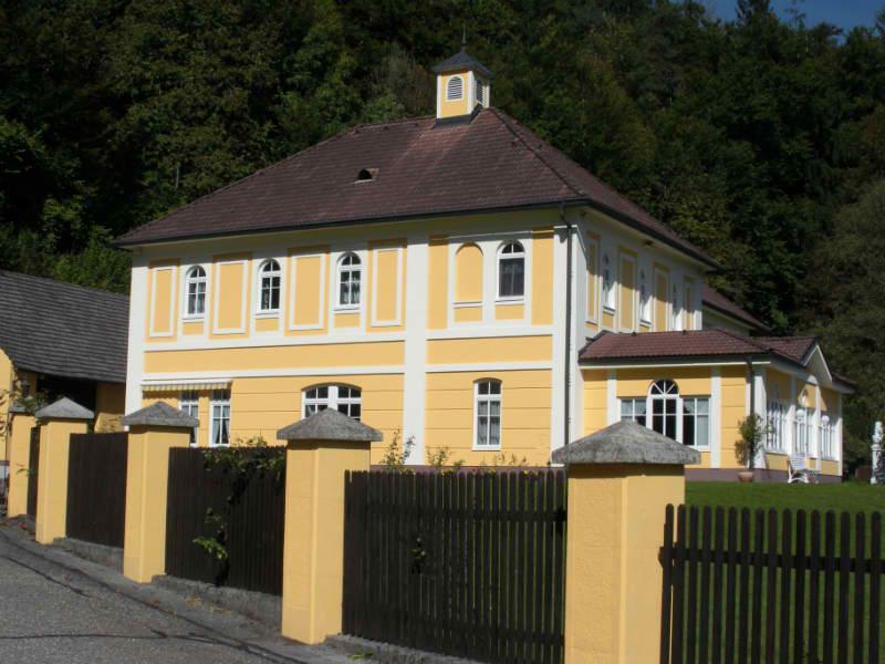 Renovierung genkmalgeschützter Gebäude