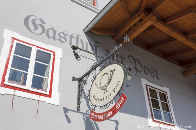 Fassadengestaltung Kärnten
