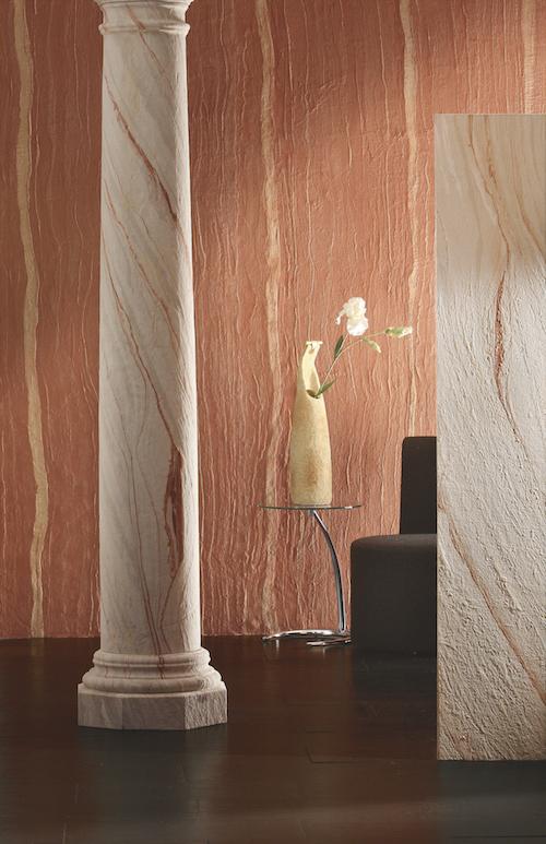 Wandverkleidung Stoneplex Sand 6 7