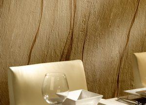 Wandverkleidung im Sandsteindesign
